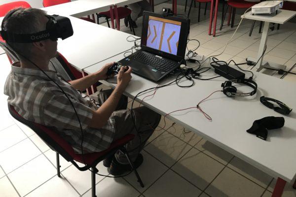 solutions de réalité virtuelle immersive